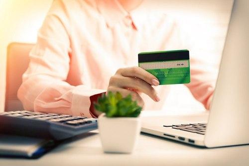 Онлайн оплата заказов